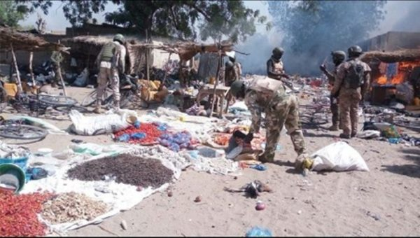 Boko Haram attacks village