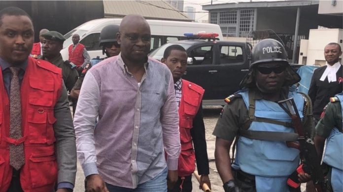 Fayose in court over alleged fraud