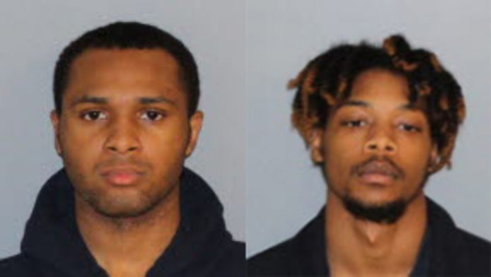 Isiah Dequan Hayes and Daireus Jumare Ice accused of raping 9-month-old girl