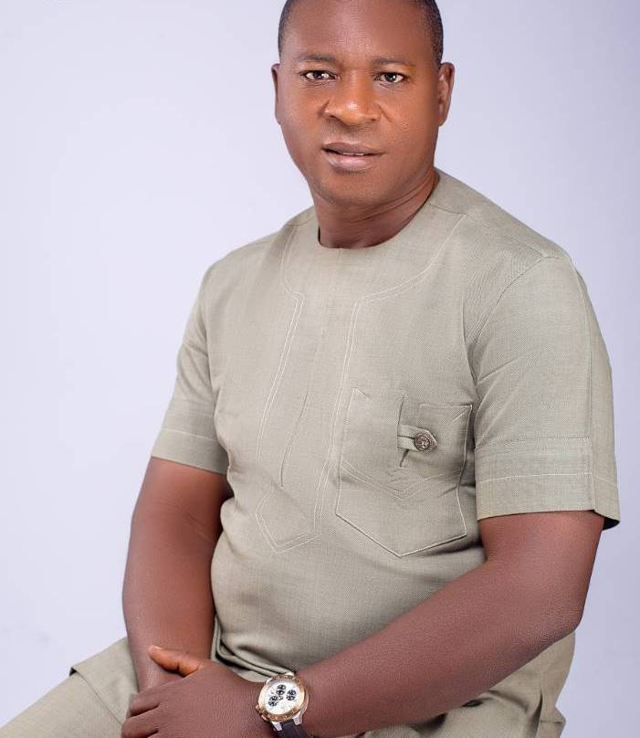 Peter Enemari, winner of Ogbadibo Benue Constituency PDP Primary Election