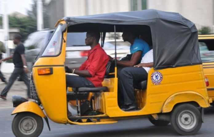Image result for nigeria tricycle chasing